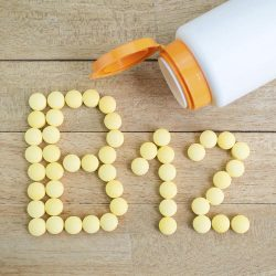 Our topic this month is the all important, vitamin B12